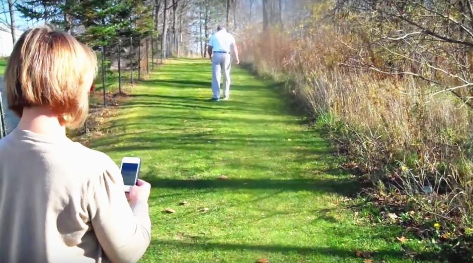 Empresa cria sapato com GPS para monitorar idosos e pessoas com problemas de memória
