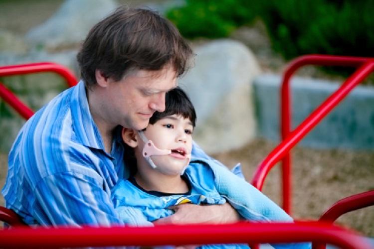 Indiferença na própria família em relação a um parente com deficiência
