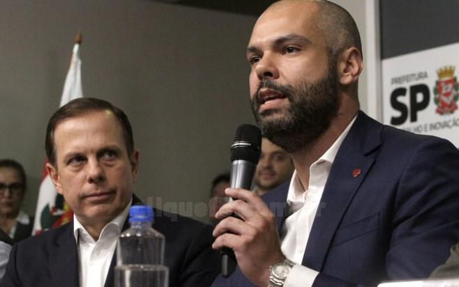 Prefeito Bruno Covas volta atrás e mantem rodízio municipal para todas as deficiências