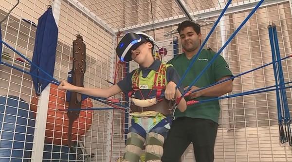 Centro de reabilitação de Araras implanta realidade virtual como tratamento para mobilidade