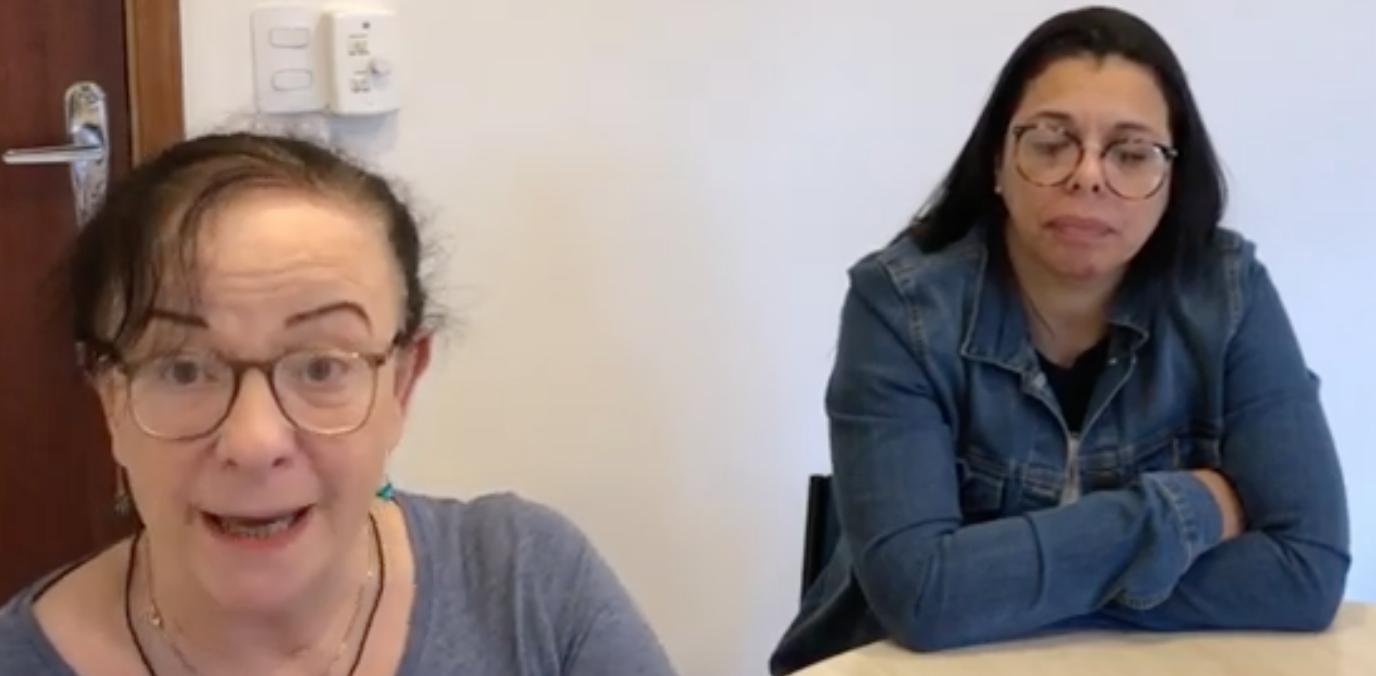 Entrevista com Ana e Cristiane, da Associação de Amigos do Autista – Parte 02