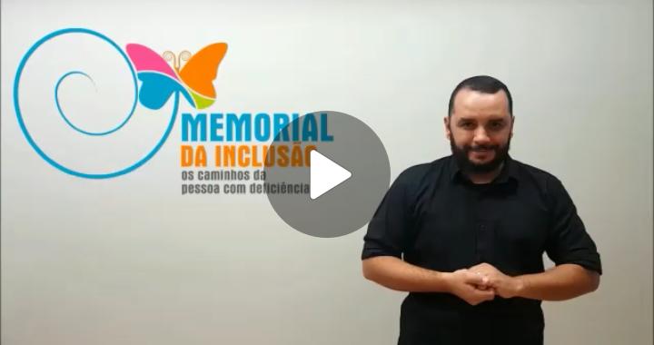 Memorial da Inclusão, em Minas Gerais!!!!!