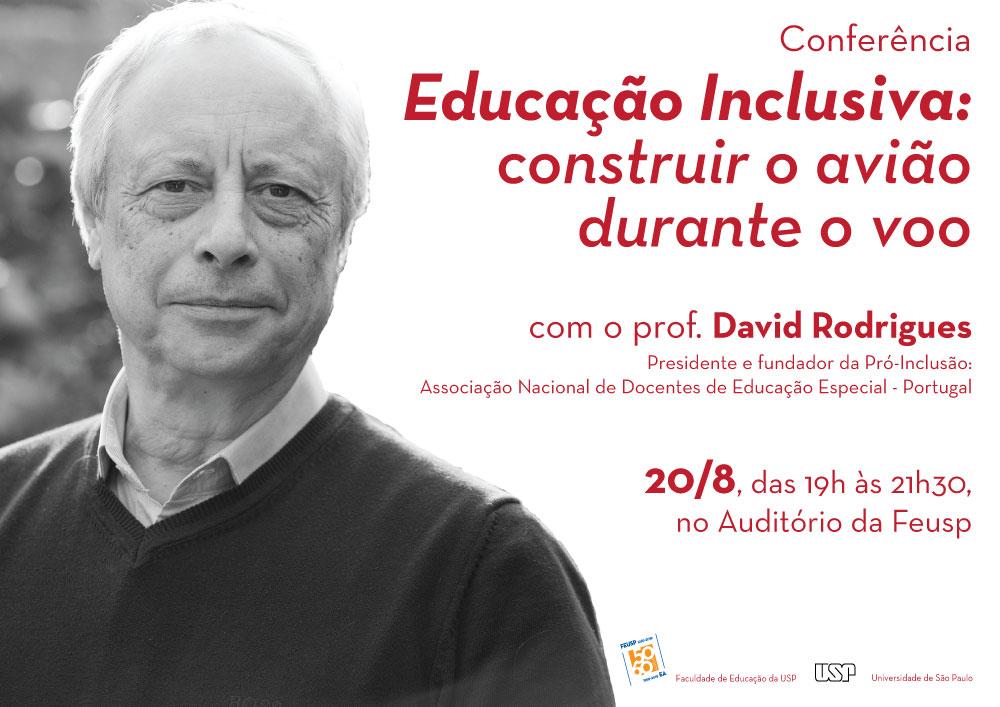 Conferência Online Sobre Educação Inclusiva