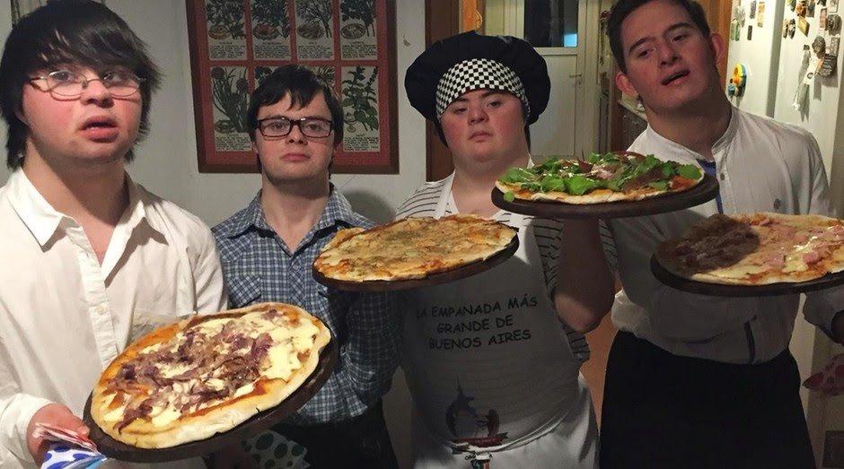 Bora pra pizzaria!!!!!!!