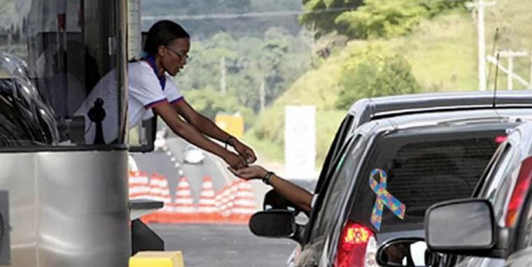 Nova lei prevê isenção da tarifa de pedágios em rodovias paranaenses,para pessoas com deficiência: