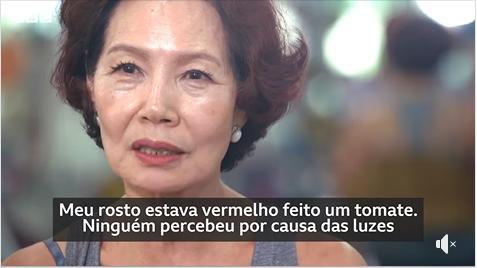 Dores fizeram senhora de 75 anos se mexer e virar fisiculturista Inspiradora