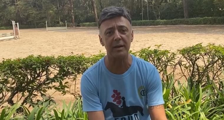 Entrevista com o primeiro equoterapeuta da América Latina, Fernando Guimarães,que fala sobre os benefícios da equoterapia para pessoas com autismo ,síndrome de Down, Parkinson ,Alzheimer e outras limitações